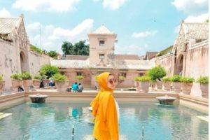 tempat wisata taman sari jogja komplek keraton